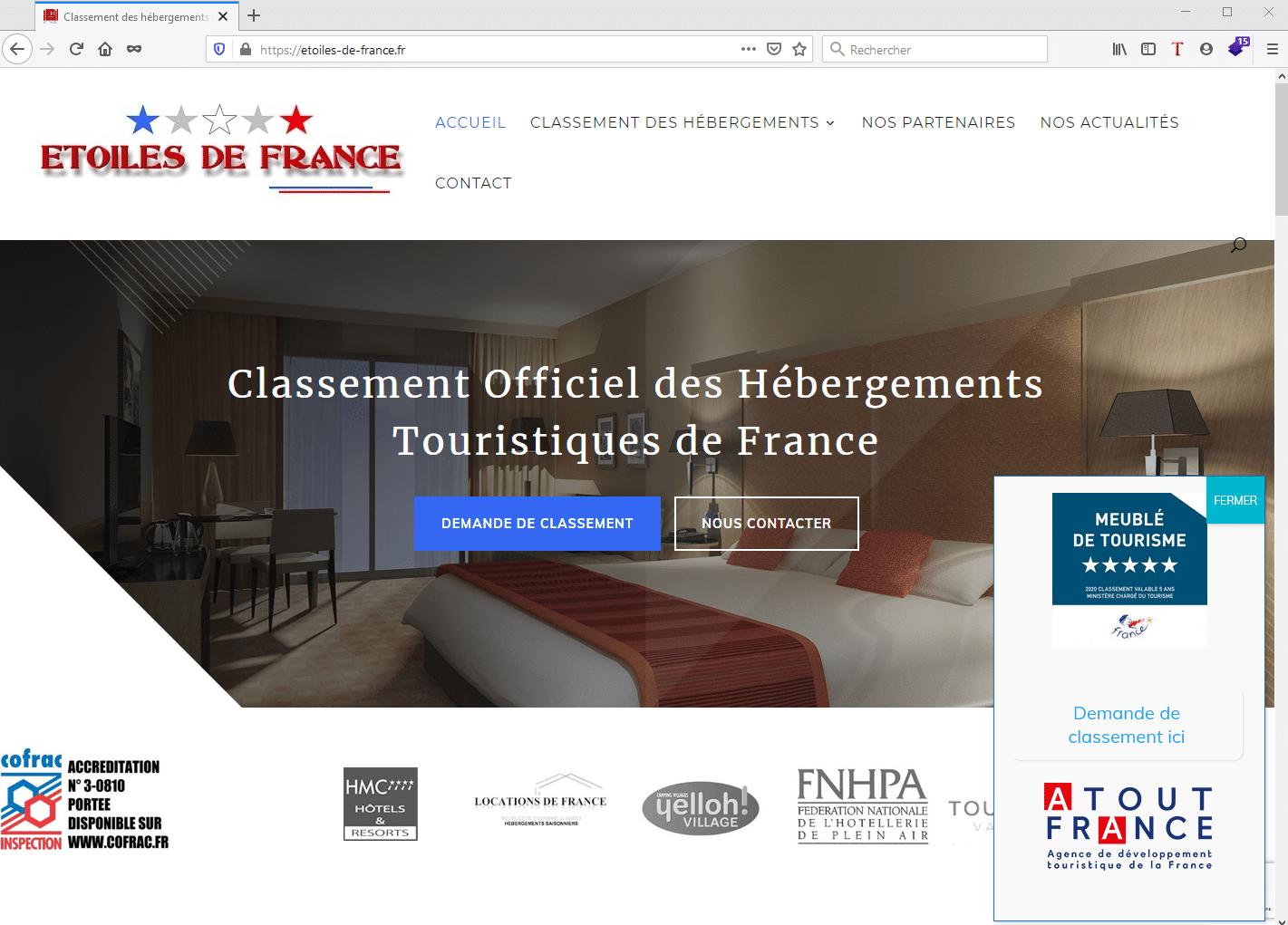 Refonte Site Web Wordpress